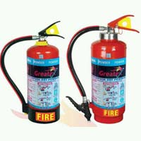 Dry Chemical Powder Portable Fire Extinguisher