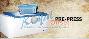 Pre Press Printing Services