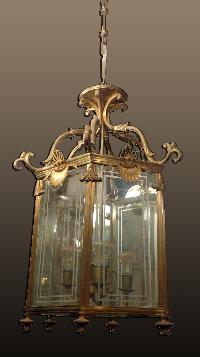 Big Brass Lantern