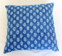 Floral Cotton Indian Embroidered Cushion cover
