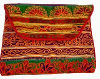 Handmade Embroidery Vintage Bags
