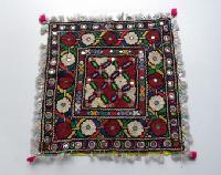 Indian Banjara Cotton Square Vintage Cushion Cover