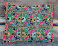 Embroidered Handmade Cushion Cover