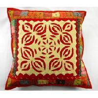 Indian Banjara Cotton Handmade Square Cushion Cover