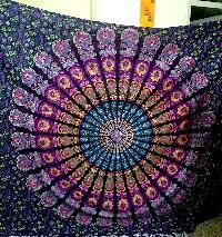 Indian Hippie Tribal Mandala Tapestry Wall Hanging