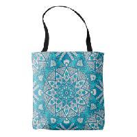 Indian Mandala Bag Boho Star Ladies Handbag