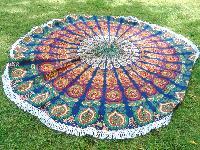 Handmade Round Yoga Mat