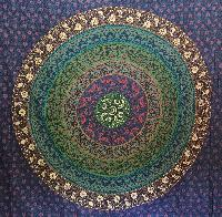Indian Mandala Tribal Tapestry Handmade Wall Hanging