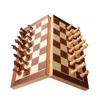Jumbo Wooden Chess Set