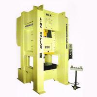 H Frame Press Machine (HLX Series)