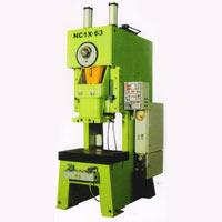 Single Point C Frame Press Machine (nc1x Series)