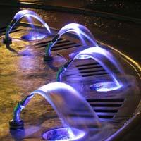 Fan Jet Fountain