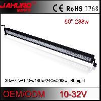 Double Row 4x4 Off Road Car Led Light Bar 300w 12v 52'' Led Light Bar