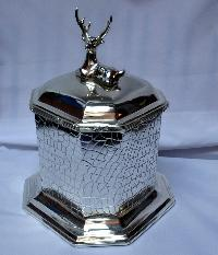 Silver Plated Boxes