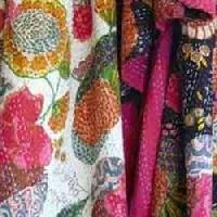Printed Kantha Quilts