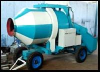 Reversible Concrete Mixing Plant