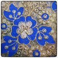 Net Flower Embroidery
