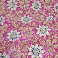 Net Thread And Zari Embroidery