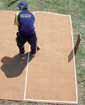 Coir Fibre Cricket Mats