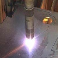Mild Steel Plate Circle Cutting Services