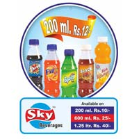 200ml Softdrink