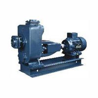 Self Priming Non Clog Centrifugal Dewatering Coupled Pump