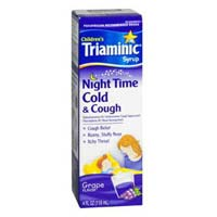 Triaminic Cough & Cold Syrup