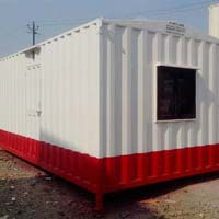 Galvanized Portable Cabins