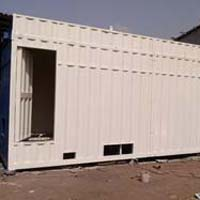 Prefabricated Control Rooms