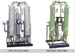 Heatless Air Drier