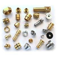 Precision Turned Metal Components