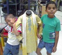 Boy's Sherwani