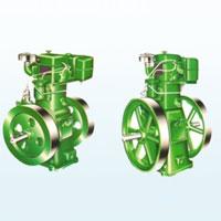 Slow Speed Single Cylinder Water Cooled Diesel Engine