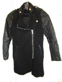 Leather Overcoats