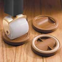 Brass Slipper Cups