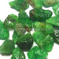 Rough Green Stones