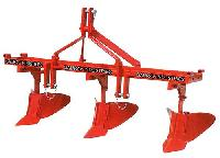 Three Furrow Plough