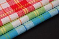Cotton Checked Fabrics
