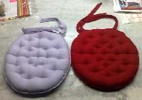 Cotton Round Cushion