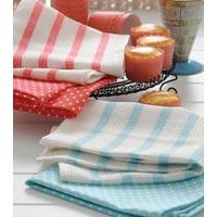 Waffle Weave Kitchen Towels