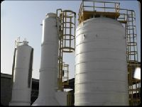 Cylindrical Frp Tanks
