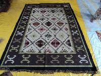 Hand Woven Wool Kilim