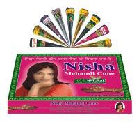 Nisha Henna Paste Cone