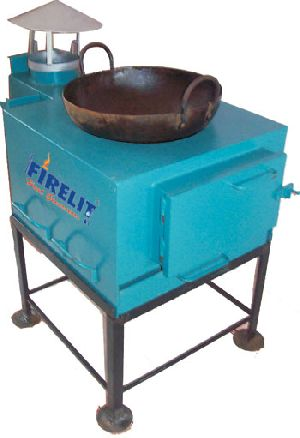 Wood Fired Single Cooking Stoves