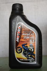20W-40 SJ Motorcycle Engine Oil