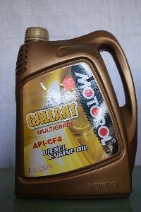 15W-40 API-CF4 Diesel Engine Oil