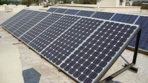 Grid-tied Solar Power Pack