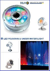 Led Under Water Light