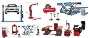 Automobile Garage Equipment