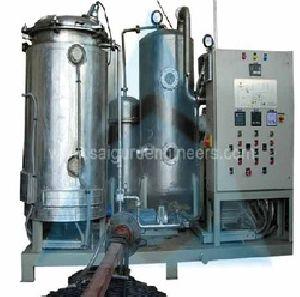 Castor Oil Filteration Plant
